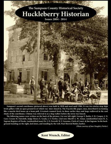 9781500349943: Huckleberry Historian