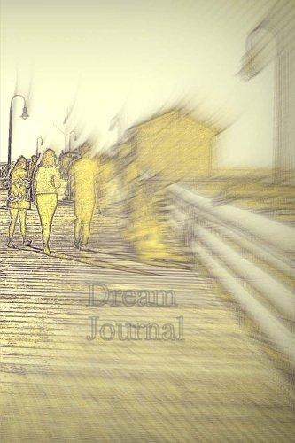 Dream Journal: blank book: Chloe Dee Noble