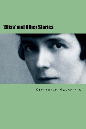 9781500364359: 'Bliss' and Other Stories