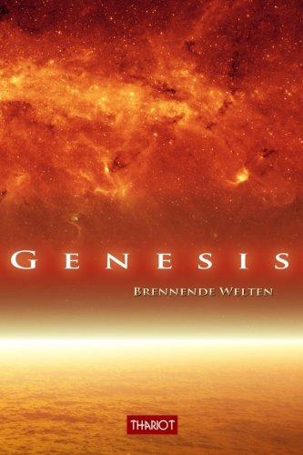 9781500369408: Genesis. Brennende Welten (German Edition)