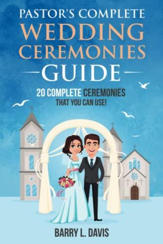 9781500371715: Pastor's Complete Wedding Ceremonies Guide