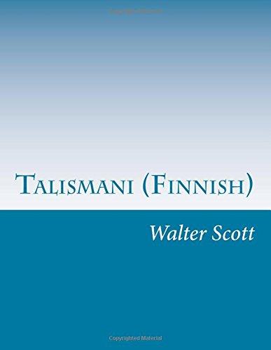 9781500375454: Talismani (Finnish) (Finnish Edition)