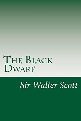 9781500377250: The Black Dwarf
