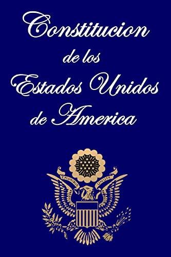 9781500387051: Constitucion de los Estados Unidos de America (Spanish Edition)