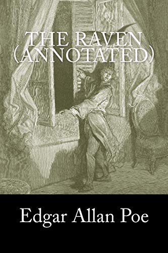 The Raven (Annotated) (Paperback): Edgar Allan Poe