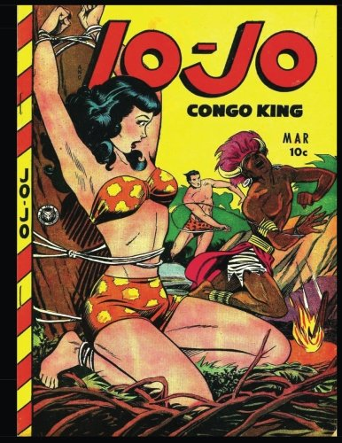 9781500395186: Jo-Jo Congo King #25: Golden Age Jungle Comic