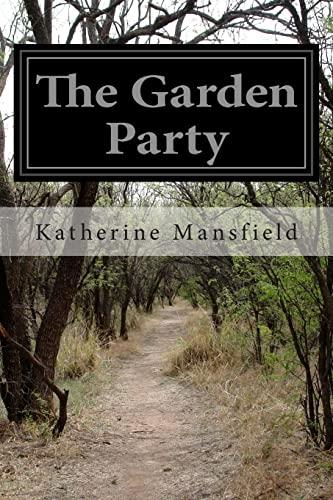 9781500399504: The Garden Party