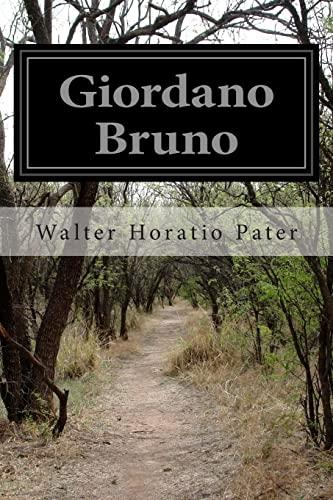 9781500399511: Giordano Bruno
