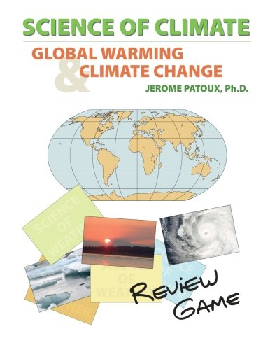 9781500402297: Science of Climate - Global Warming and Climate Change Review Game
