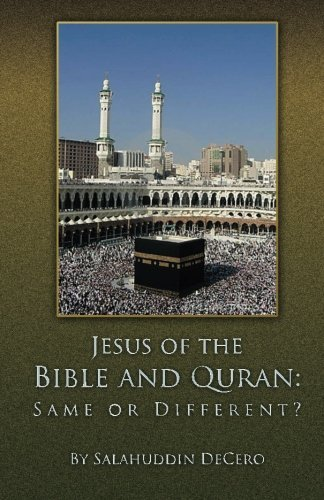 9781500407872: Jesus of the Bible and the Quran: Same or Different?