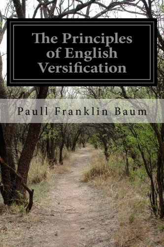 9781500410766: The Principles of English Versification