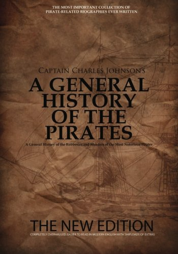 9781500414214: A General History of the Pirates: The New Edition