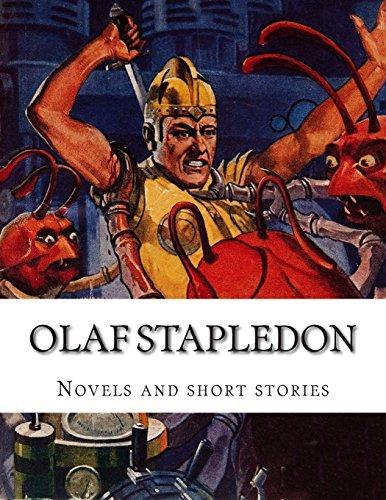 9781500418250: Olaf Stapledon, Novels and short stories