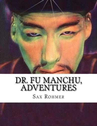9781500423827: Dr. Fu Manchu, Adventures