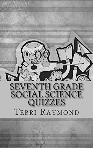 9781500429324: Seventh Grade Social Science Quizzes