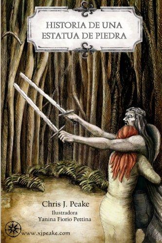 9781500433086: Historia de una estatua de piedra (Spanish Edition)