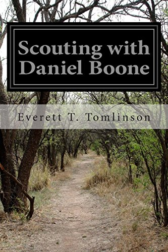 9781500436216: Scouting with Daniel Boone
