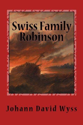 9781500441364: Swiss Family Robinson
