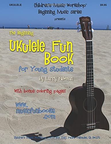 9781500448448: The Beginning Ukulele Fun Book for Young Students