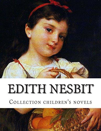 9781500457921: Edith Nesbit, Collection children's novels