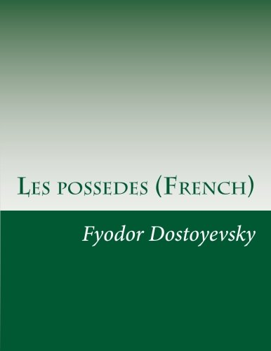 9781500470227: Les possedes (French)
