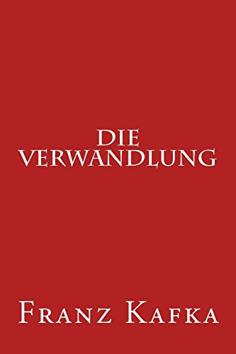 9781500470753: Die Verwandlung (German Edition)