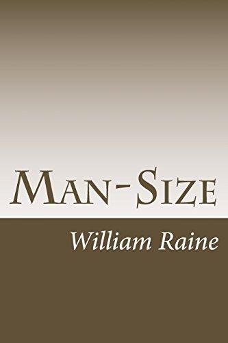 9781500470913: Man-Size