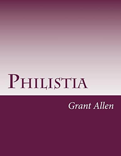 9781500479503: Philistia