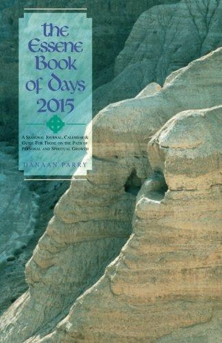 9781500485306: The Essene Book of Days 2015
