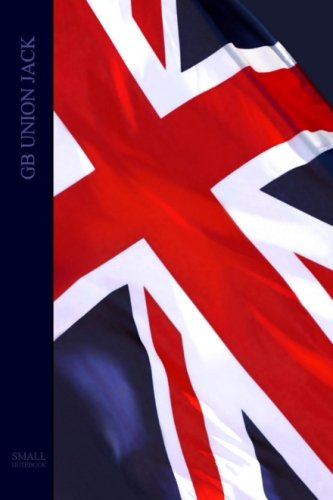 9781500489373: Small Notebook - GB Union Jack: Gifts/Gift/Presents (British Flag Pocketbook/Mini Notebook) (World Cultures)