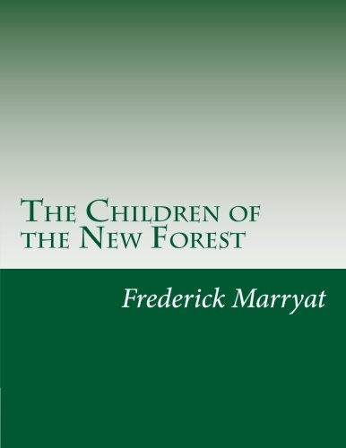 9781500490041: The Children of the New Forest