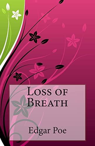 9781500495350: Loss of Breath