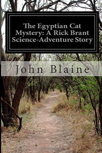 9781500495435: The Egyptian Cat Mystery: A Rick Brant Science-Adventure Story