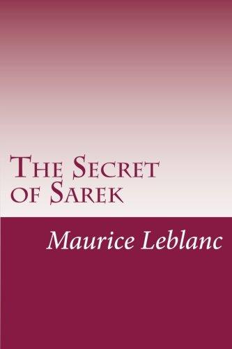 9781500496630: The Secret of Sarek