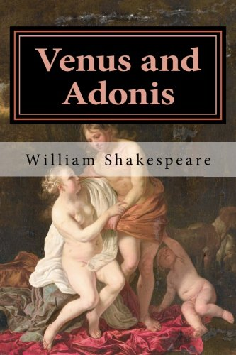 9781500499655: Venus and Adonis - IberLibro - William Shakespeare