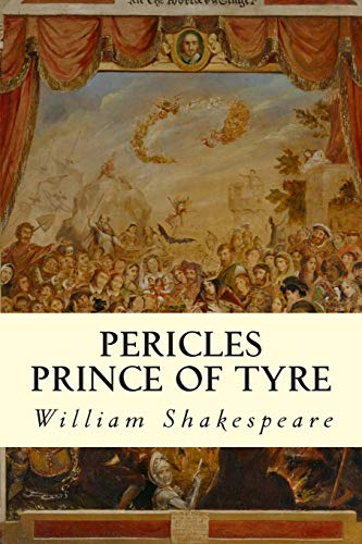 9781500500016: Pericles Prince of Tyre