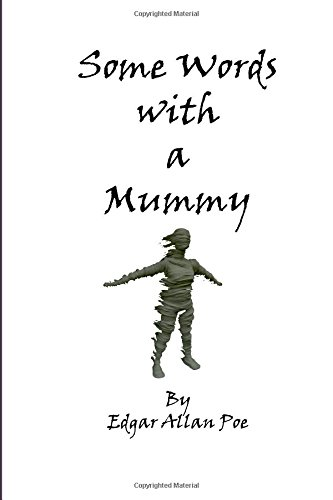 9781500500191: Some Words with a Mummy
