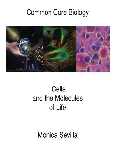 9781500502164: Common Core Biology Cells and the Molecules of Life
