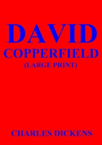 9781500503819: David Copperfield (Large Print)