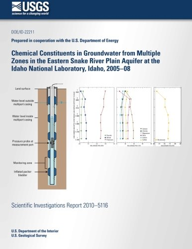 9781500504823: Chemical Constituents in Groundwater from Multiple Zones in the Eastern Snake River Plain Aquifer at the Idaho National Laboratory, Idaho, 2005-08