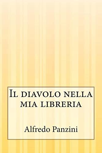 9781500505325: Il diavolo nella mia libreria (Italian Edition)