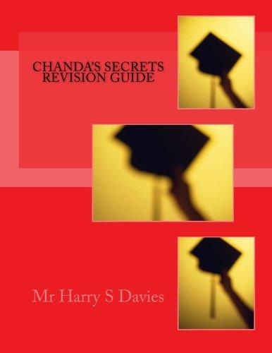 9781500516932: Chanda's Secrets Revision Guide