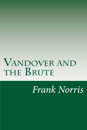 9781500525774: Vandover and the Brute