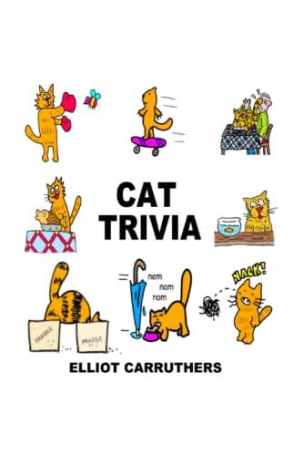 9781500528034: Cat Trivia: Funny Facts