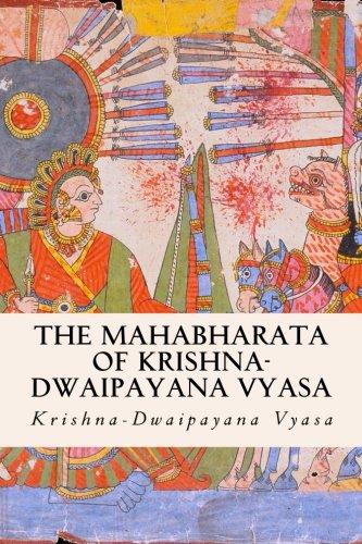 9781500530730: The Mahabharata of Krishna-Dwaipayana Vyasa