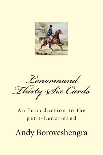 9781500533649: Lenormand Thirty-Six Cards: An Introduction to the petit-Lenormand