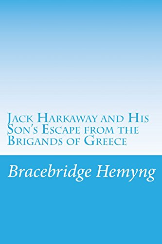 9781500535773: Jack Harkaway and His Son's Escape from the Brigands of Greece