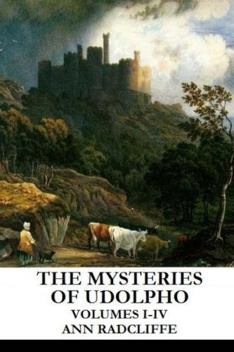 9781500555337: The Mysteries of Udolpho: Volumes I-IV