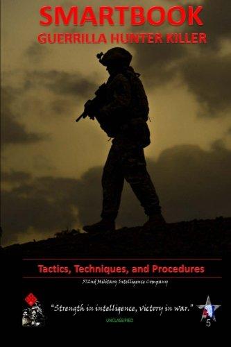 9781500555498: Smartbook Guerrilla Hunter Killer