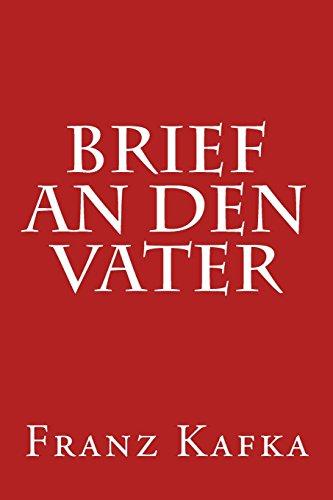 9781500560201: Brief an den Vater (German Edition)